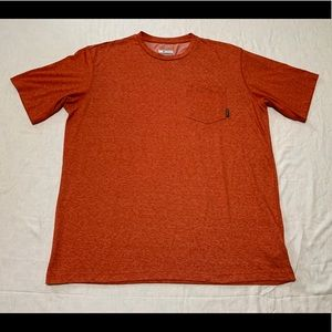 Columbia Men's Omni Wick Pocket T Shirt